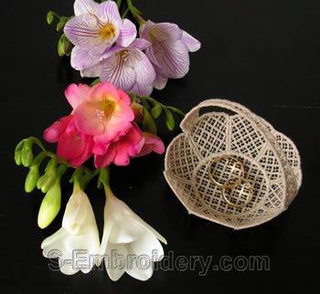 FSL wedding basket