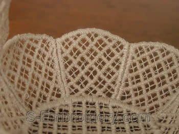 FSL wedding basket closeup