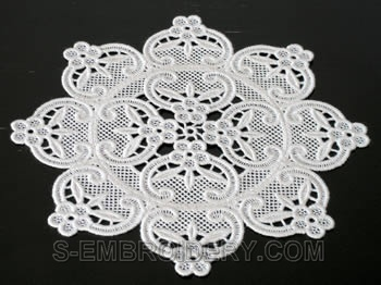 Freestanding Lace Doily #3