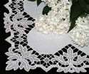10354 Free standing lace border embroidery set