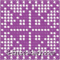 Free standing lace crochet free machine embroidery design