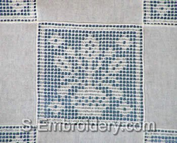 Freestanding Lace Kitchen Crochet Square 3