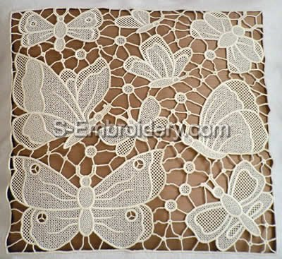 Machine Embroidery Free Standing Lace Designs 10419 Free Standing
